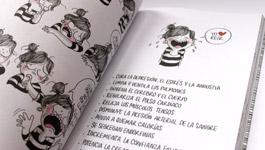 Agustina Guerrero, diario de una volatil, libros